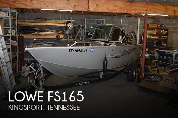 2013 Lowe FS165