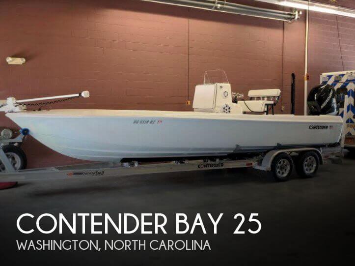 2014 Contender Bay 25