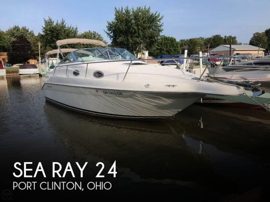 1998 Sea Ray 250