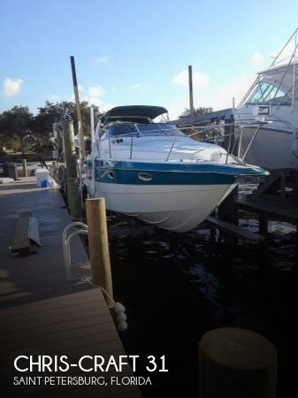 1996 Chris-Craft Crowne 302