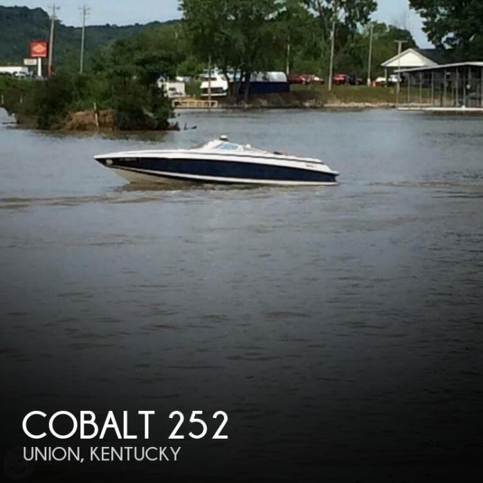 1995 Cobalt 252