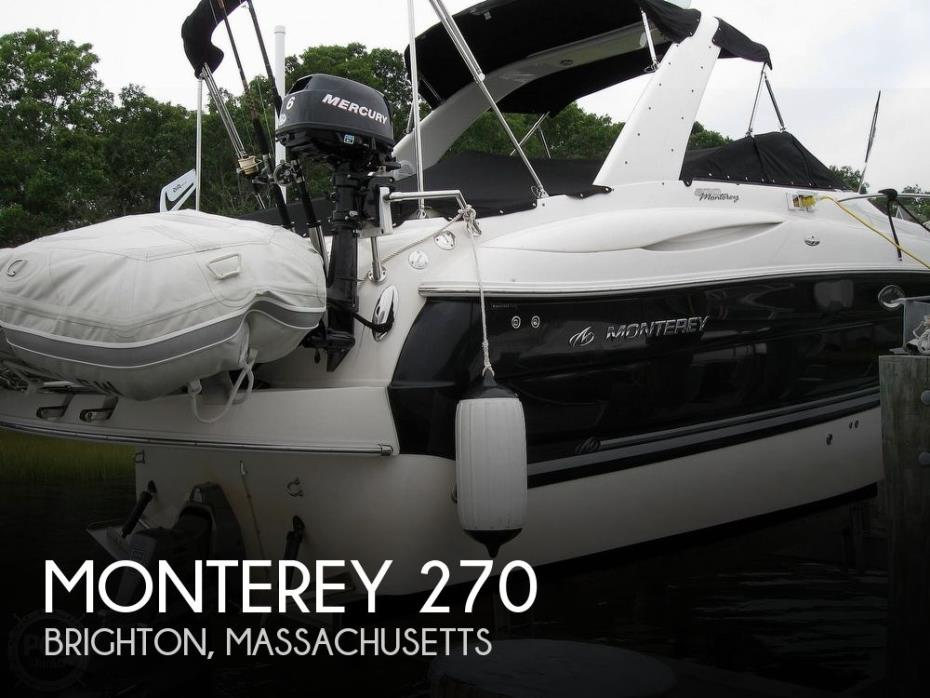 2005 Monterey 270