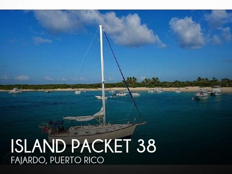 1990 Island Packet 38