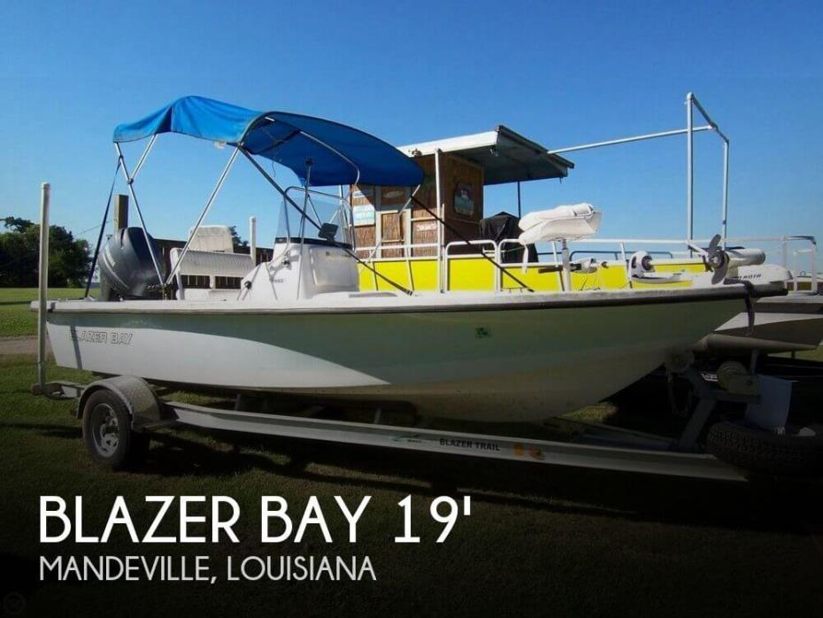 2013 Blazer Bay 1960 Bay Boat