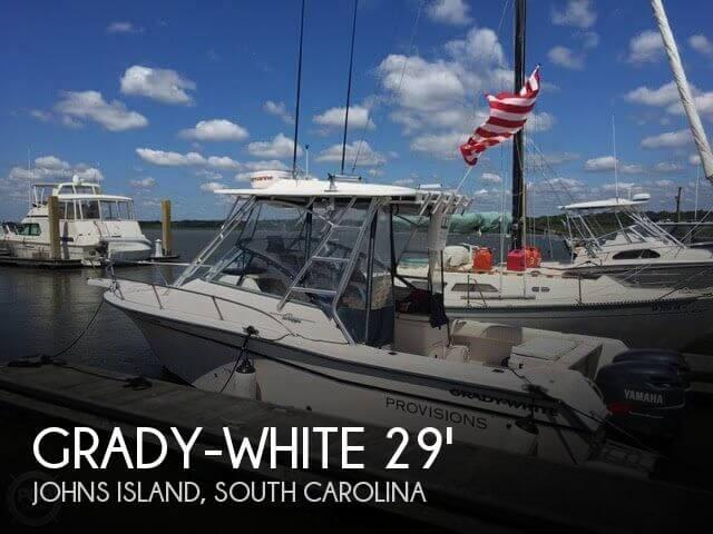2001 Grady-White 265 Express