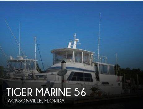 1986 Tiger Marine 56