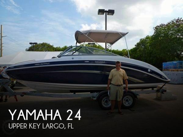 2011 Yamaha 24