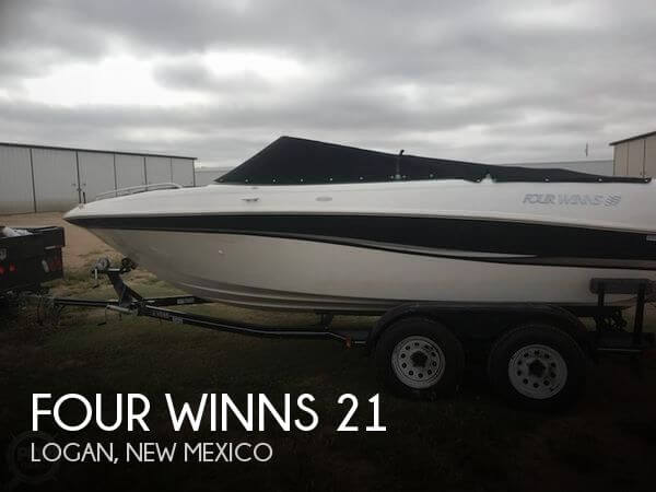 2002 Four Winns 21