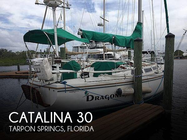 1987 Catalina 30