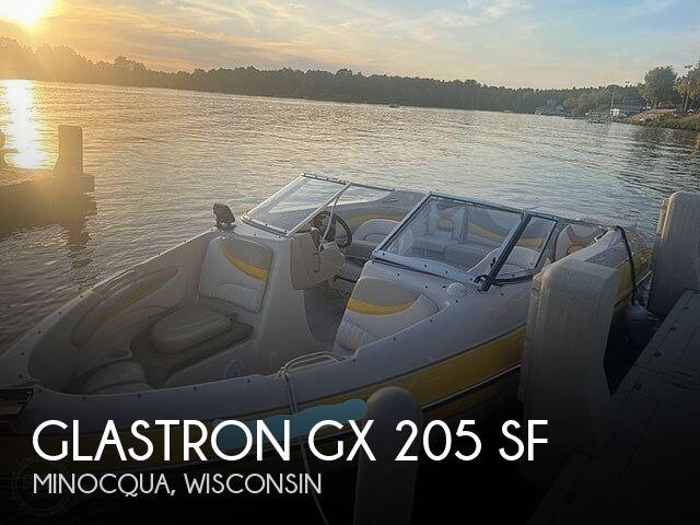 2005 Glastron GX 205 SF