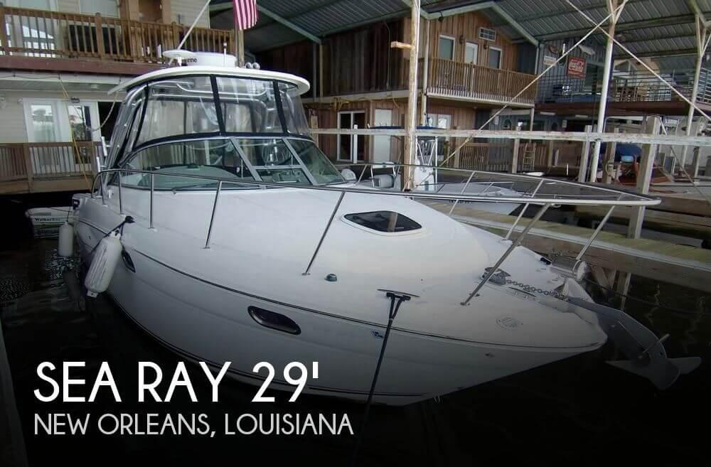 2009 Sea Ray Amberjack 290 Sportfish 29