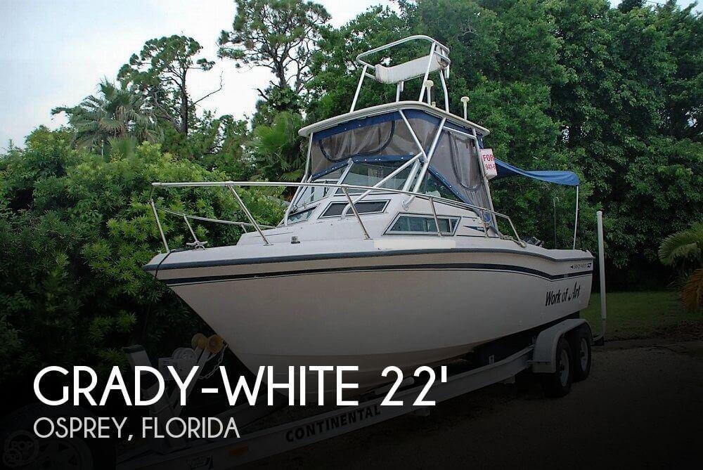 1990 Grady-White Seafarer 226