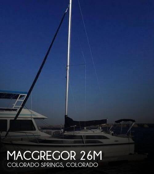 2009 MacGregor 26M