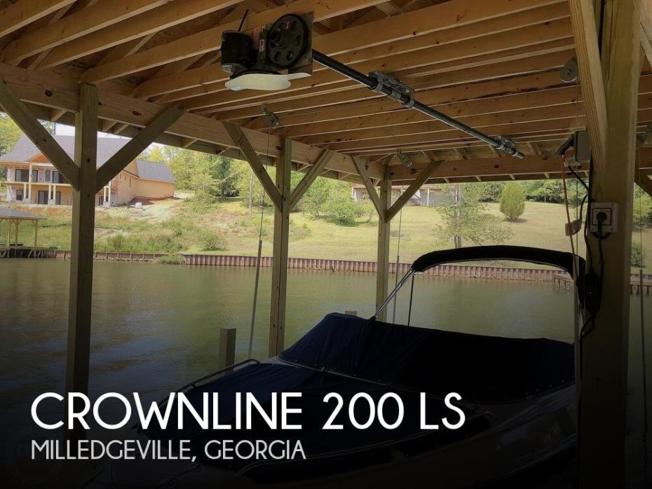 2010 Crownline 200 LS