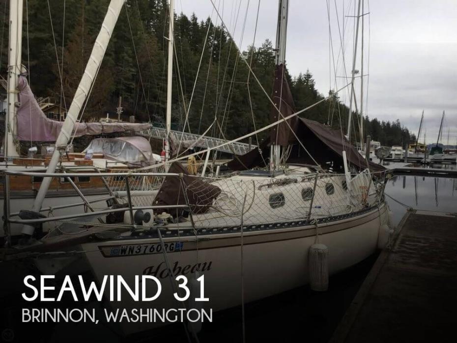 1981 SeaWind 31