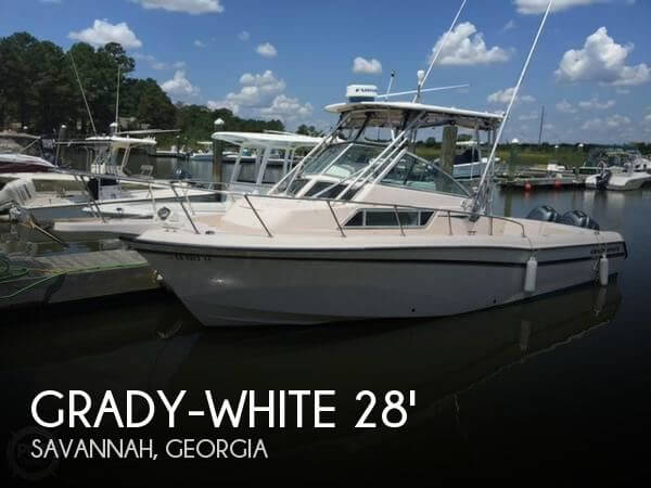 Grady white boats sailfish boats for sale for Yamaha outboards savannah ga
