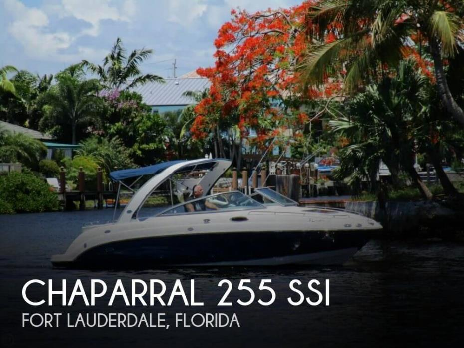 2005 Chaparral 255 SSI