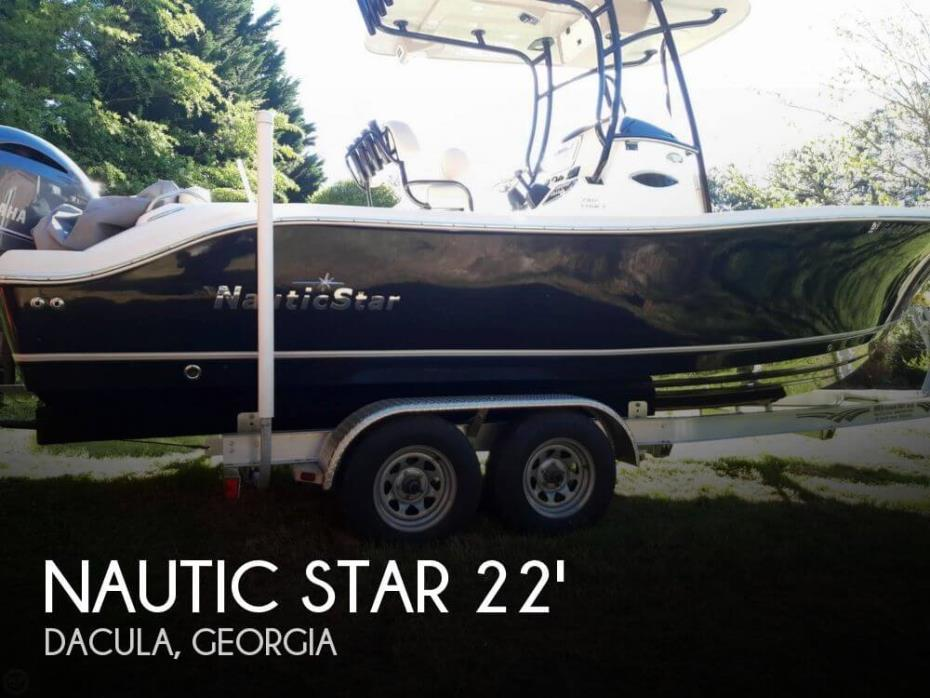 2016 Nautic Star 2302 Legacy
