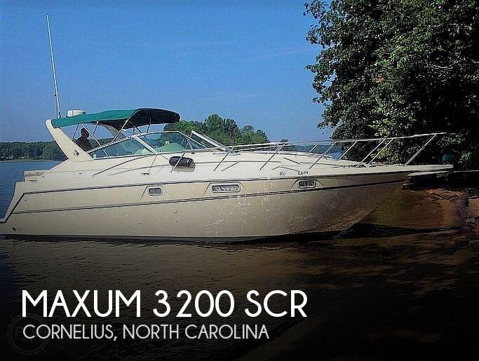 1996 Maxum 3200 SCR Sun Cruiser