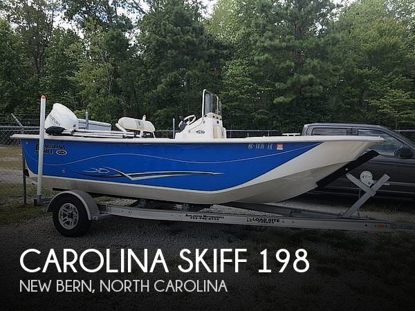 2018 Carolina Skiff 198DLV