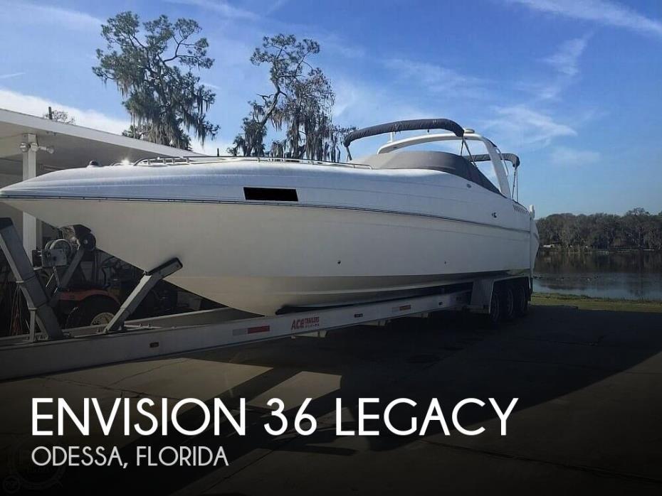 2008 Envision 36 Legacy