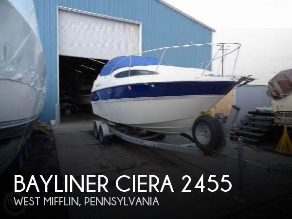 2004 Bayliner Ciera 2455