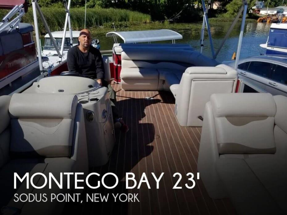 2016 Montego Bay C8522 DLX