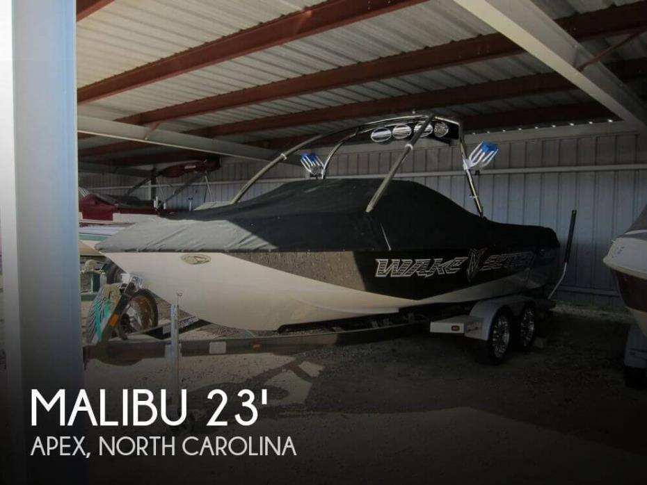 2008 Malibu Wake Setter 23 LSV