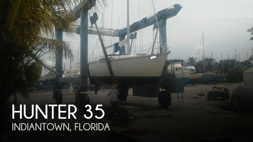 1988 Hunter 35 Legend