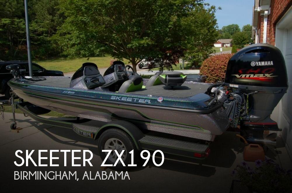 2018 Skeeter ZX190