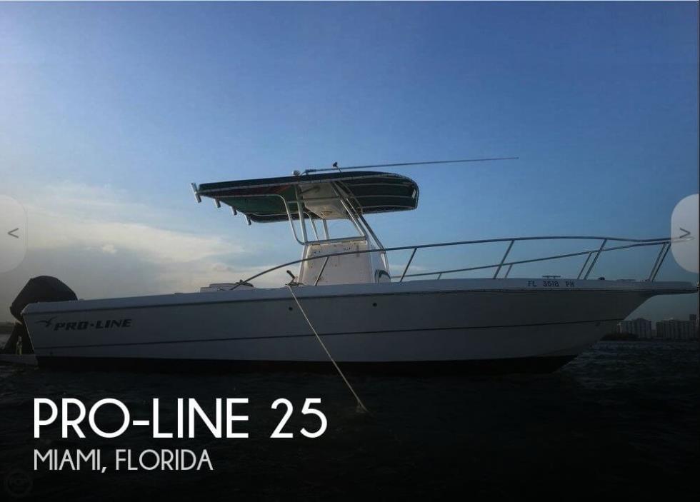 2001 Pro-Line 25