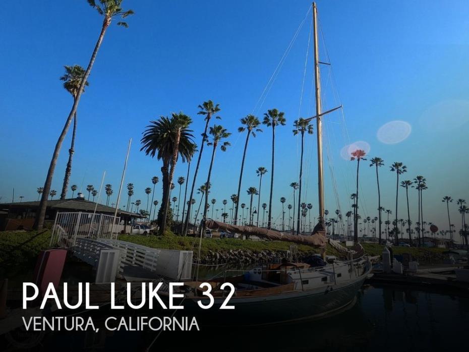 1947 Paul Luke Friendship 32