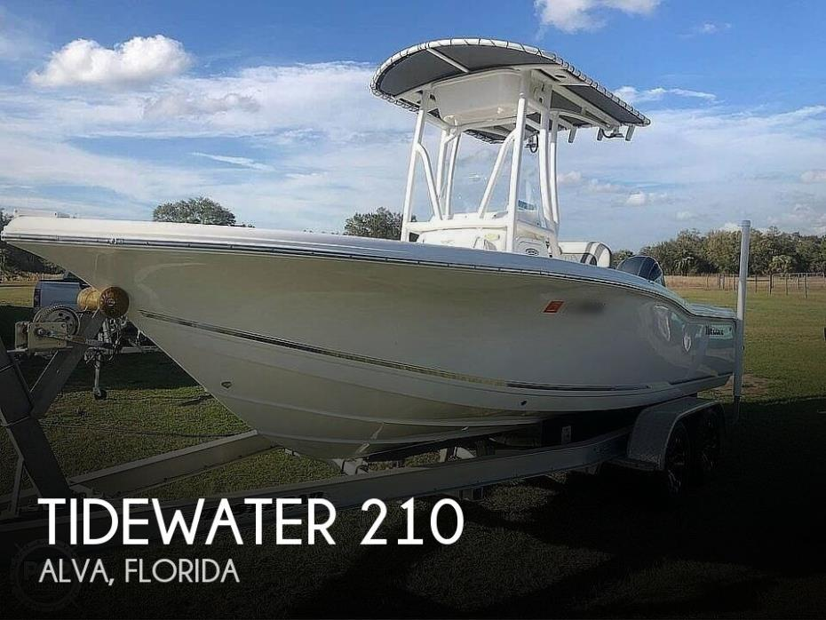 2019 Tidewater 210