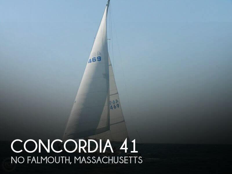 1956 Concordia 41
