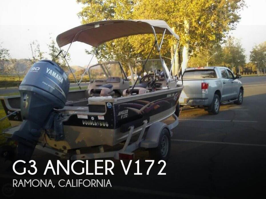 2007 G3 Angler V172F