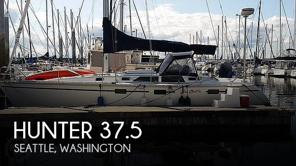 1991 Hunter 37.5 Legend
