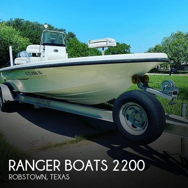 2009 Ranger Boats 2200