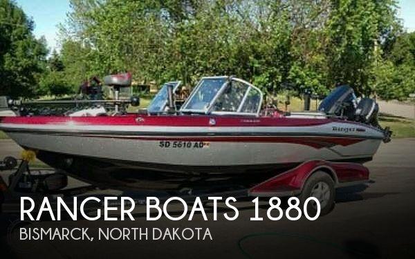 2017 Ranger Boats Angler 1880