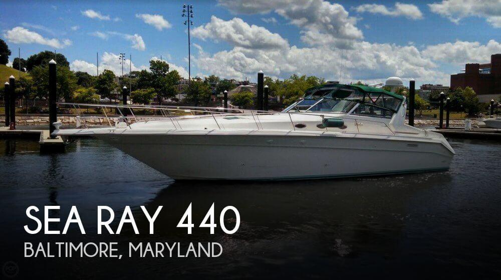 1995 Sea Ray 440