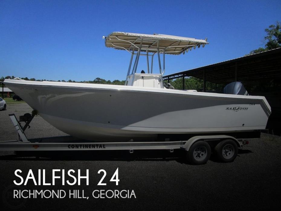 2004 Sailfish 236