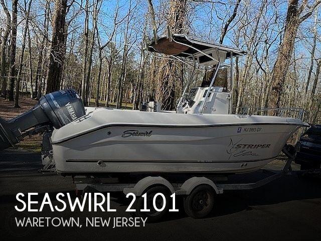 2004 Seaswirl Striper 2101