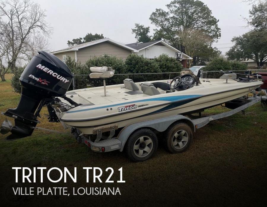 2002 Triton TR21