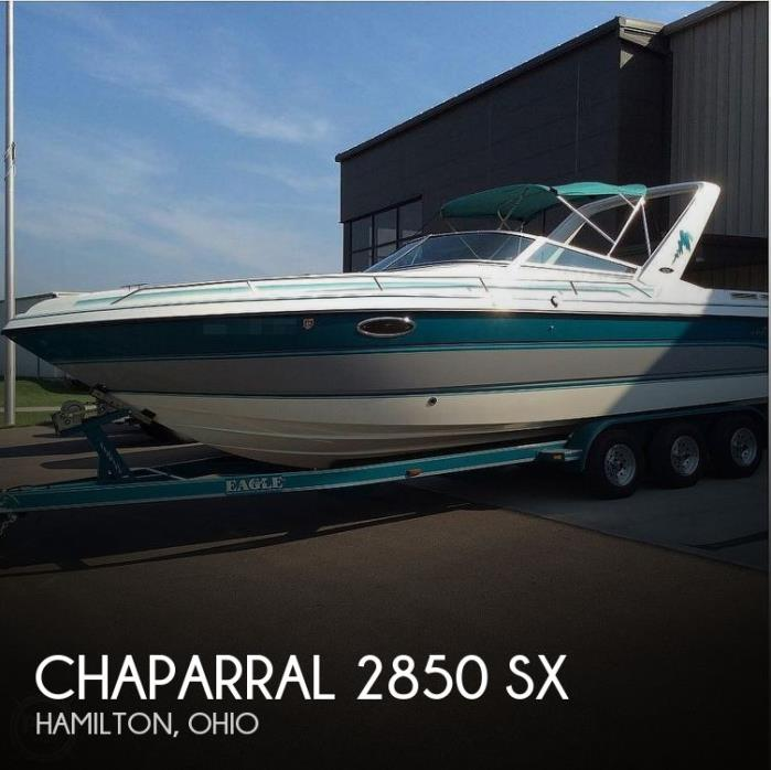 1993 Chaparral 2850 SX