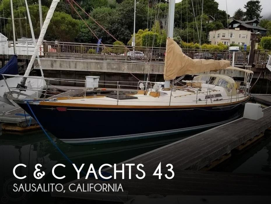 1973 C & C Yachts 43