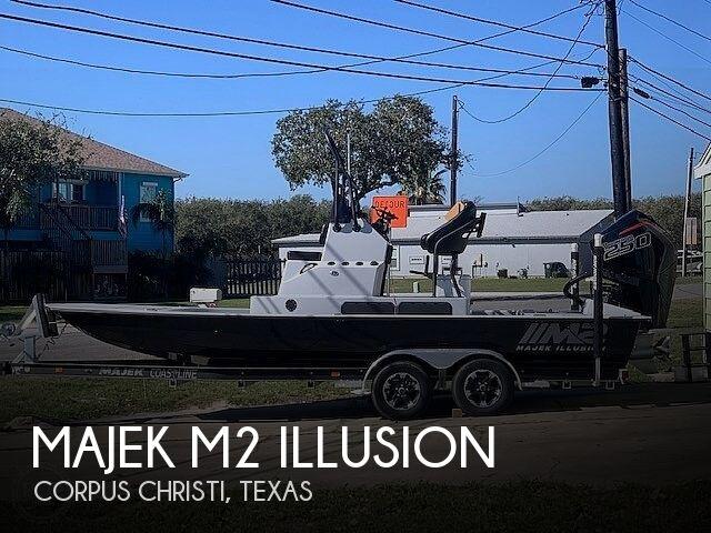 2021 Majek M2 Illusion