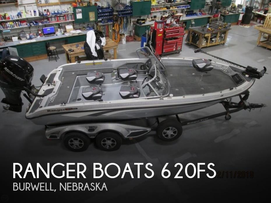 2016 Ranger Boats 620FS