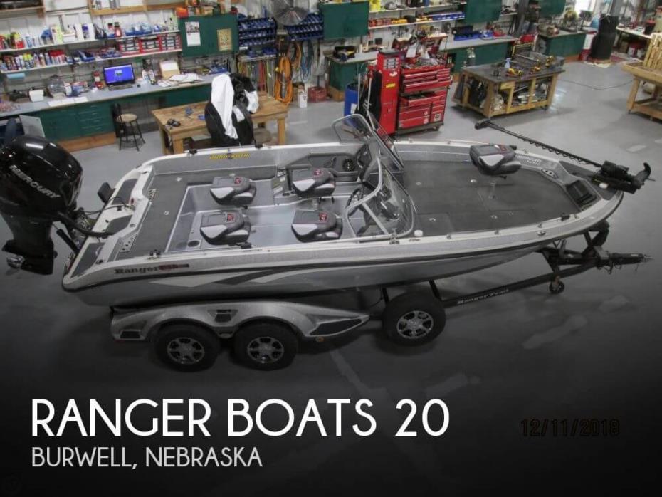 2016 Ranger Boats 20