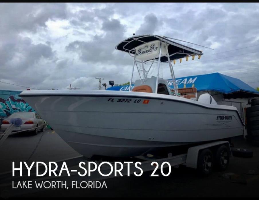 1999 Hydra-Sports 2000 CC