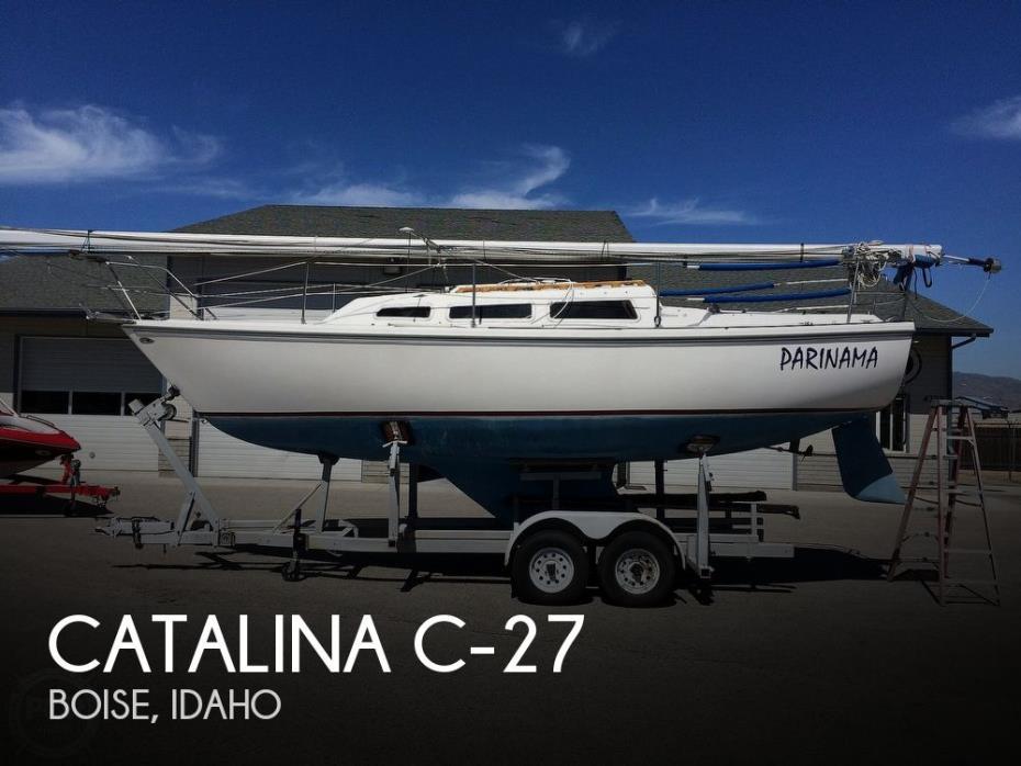 1982 Catalina C-27
