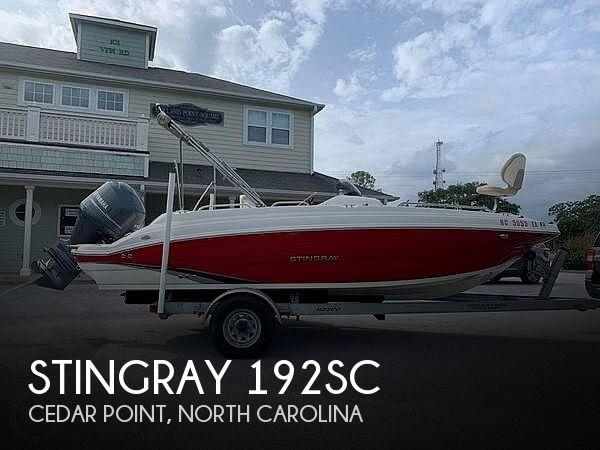 2015 Stingray 192SC